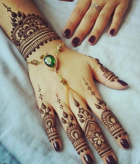 What is the importance of Mehendi in the Indian Wedding