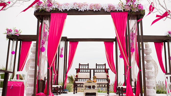 Décor inspiration for weddings in 2020 in India