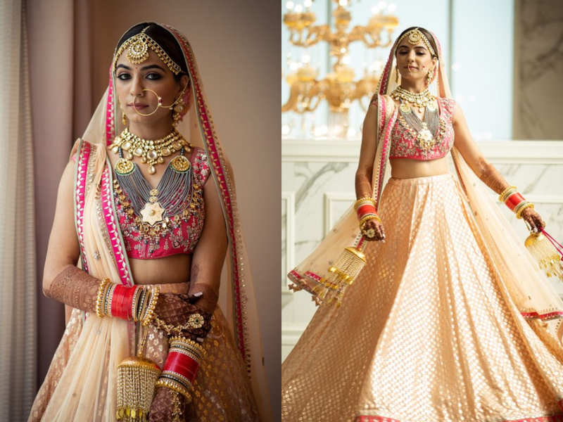 Ultimate bridal lehenga color combinations for upcoming brides in 2020