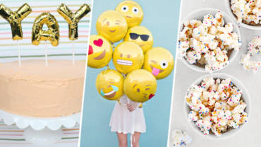 Top 9 Modern And Stylish Birthday Party Ideas