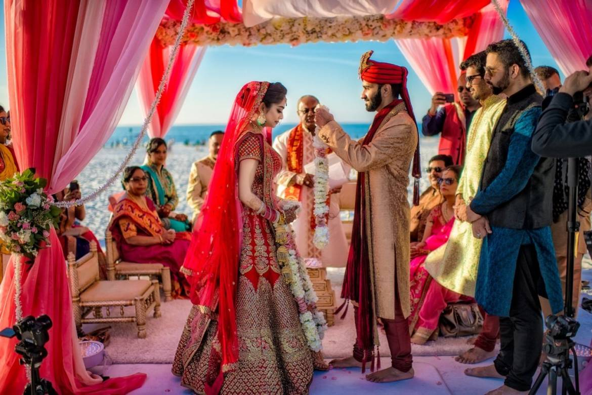 Top 9 Ways Wedding Planners Handle Your Wedding Woes Professionally